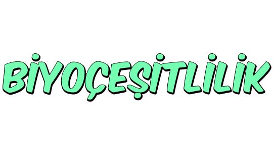 Biyoçeşitlilik