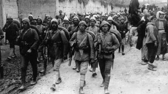 I. Dünya Savaşı'nda Osmanlı Devleti