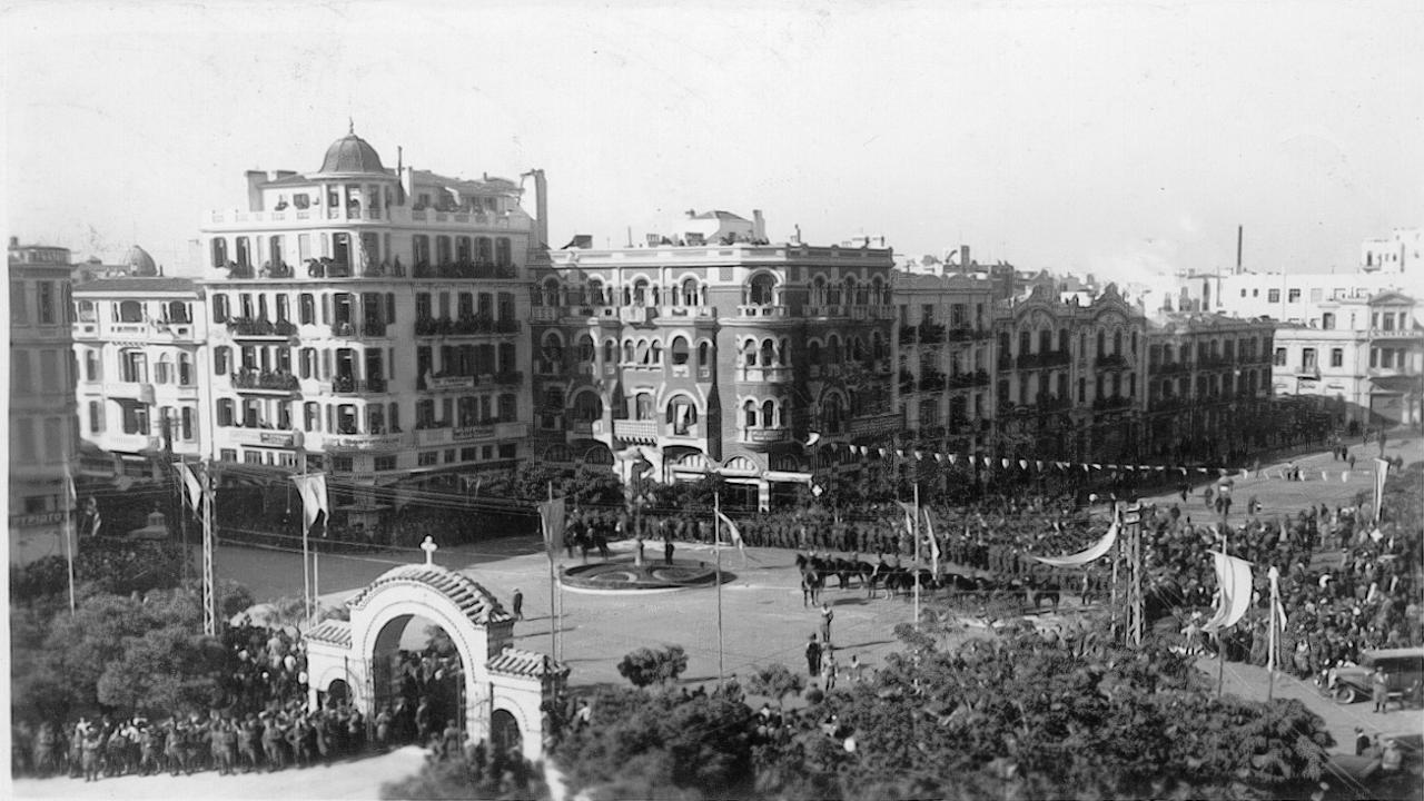 Mustafa Kemal ve Dört Şehir