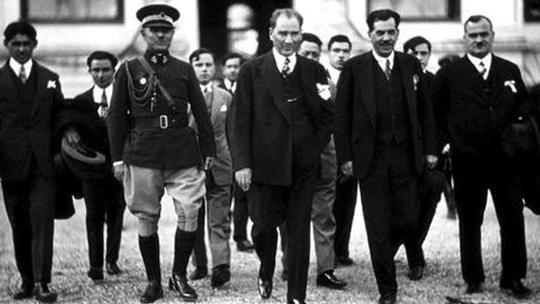 Mustafa Kemal'in Liderlik Özelliği