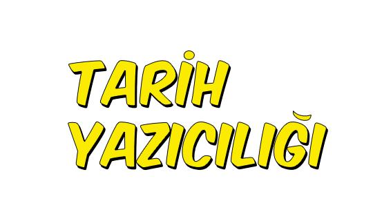 Tarih Yazıcılığı