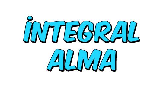İntegral Alma