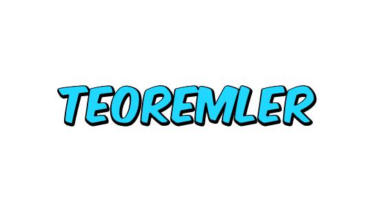 Teoremler
