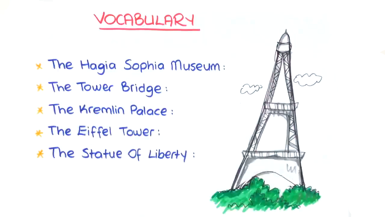 TOURISM konusu Tourism Vocabulary eğitimi