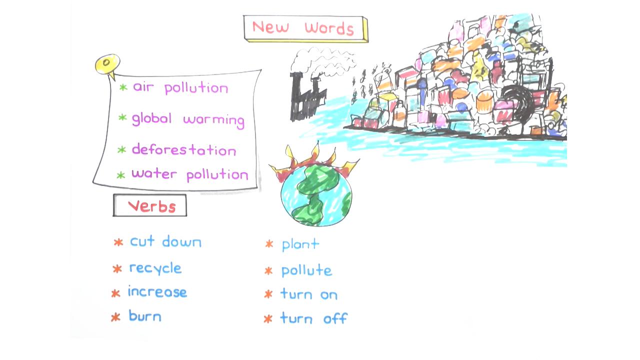 ENVIRONMENT konusu Environment eğitimi