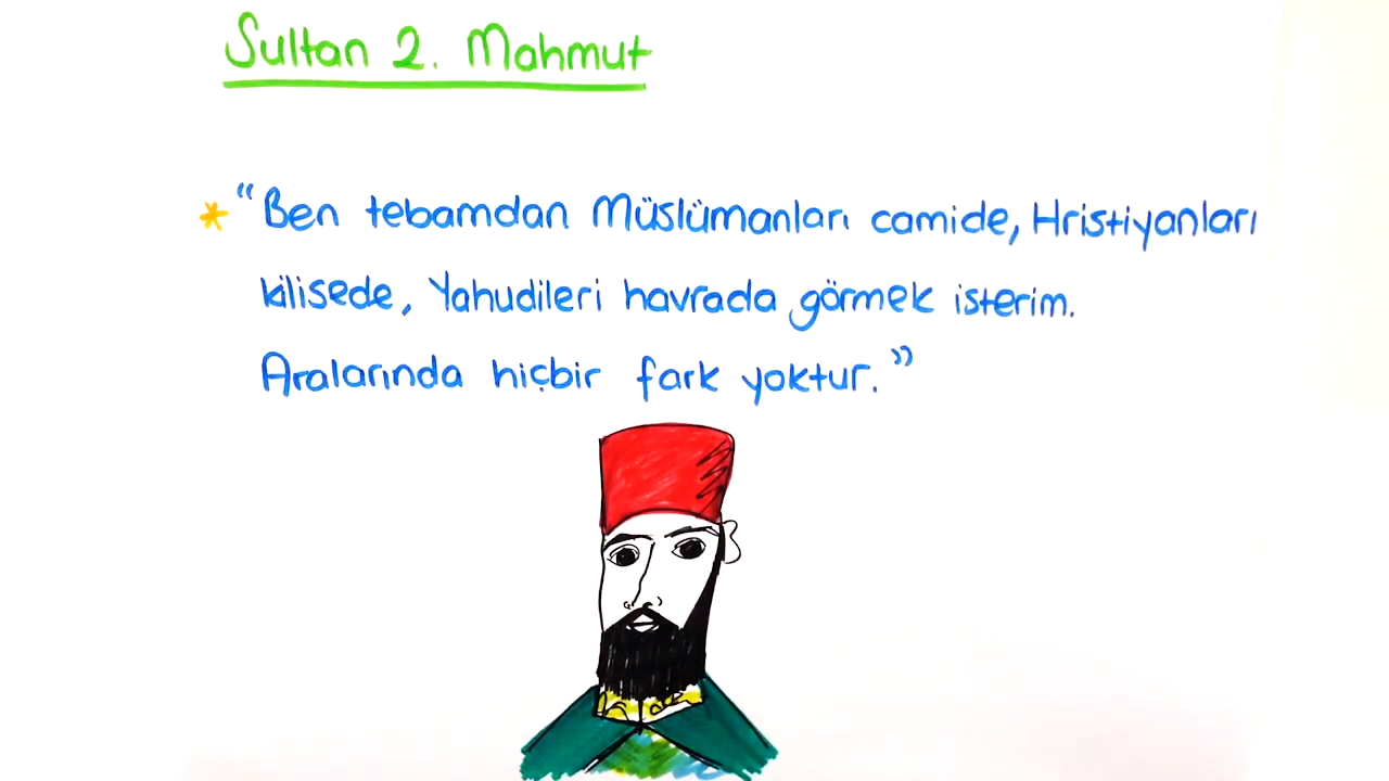 İnsan Yaşat ki Devlet Yaşasın konusu Osmanlı'da Millet Sistemi eğitimi