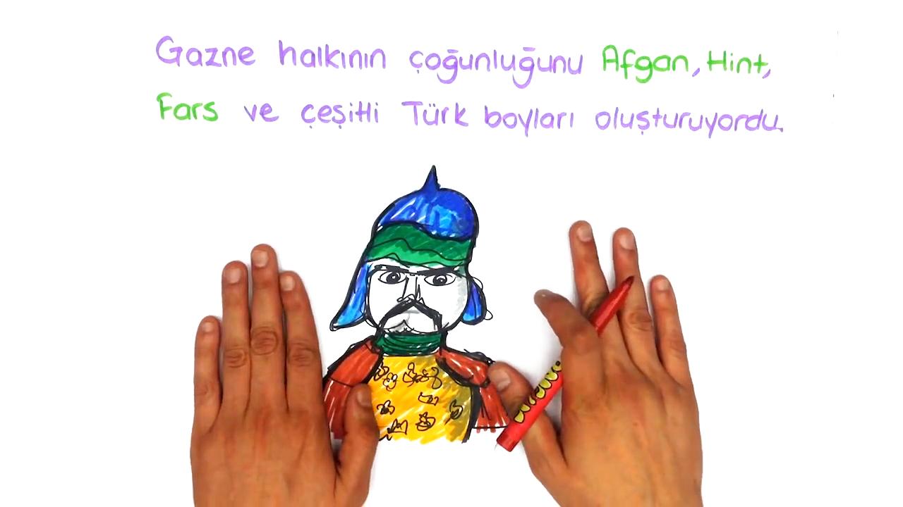 İslamiyet'in Türk Devlet Yapısına Etkisi konusu Gazneliler eğitimi