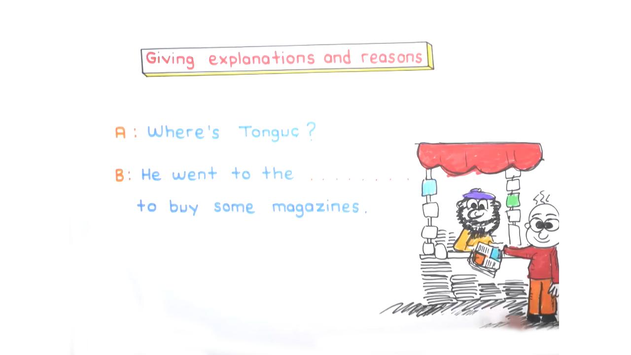 Publıc Buıldıngs konusu Giving Explanations And Reasons eğitimi