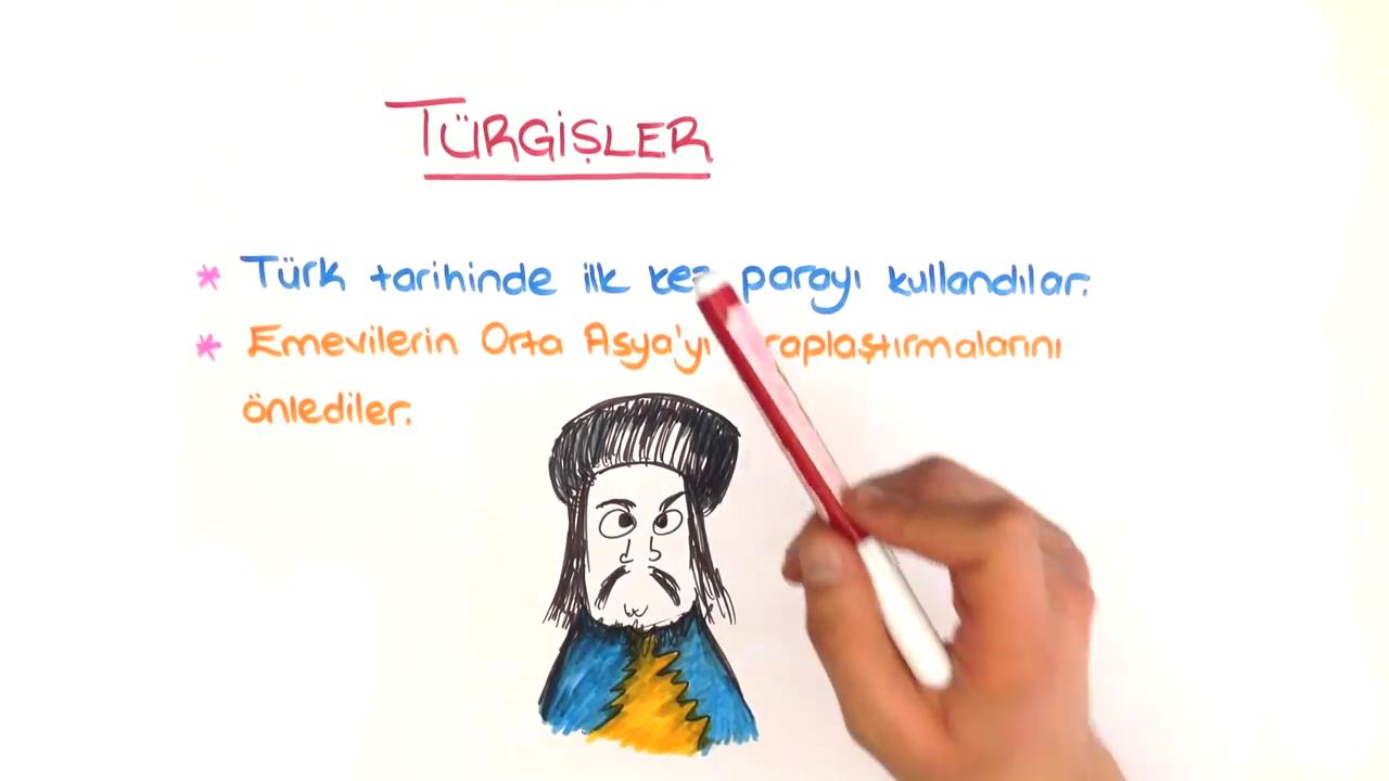 Kavimler Göçü konusu Orta Çağ'da Türk Devlet ve Toplulukları eğitimi