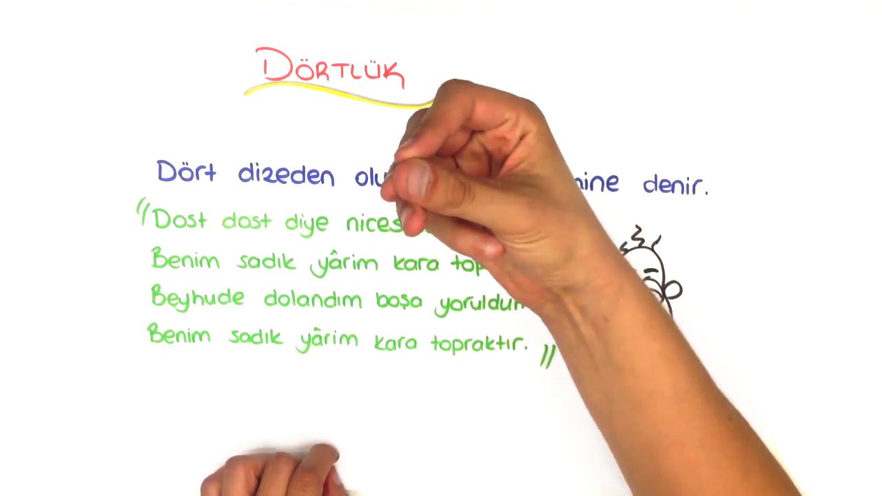 Şiir İnceleme Yöntemleri I konusu Şiirde Yapı eğitimi