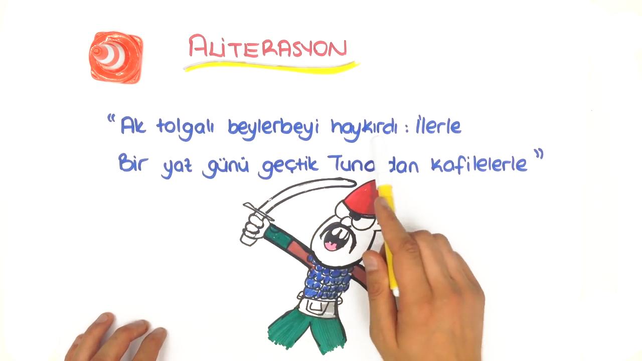 Şiir İnceleme Yöntemleri II konusu Söz Sanatları - 3 eğitimi