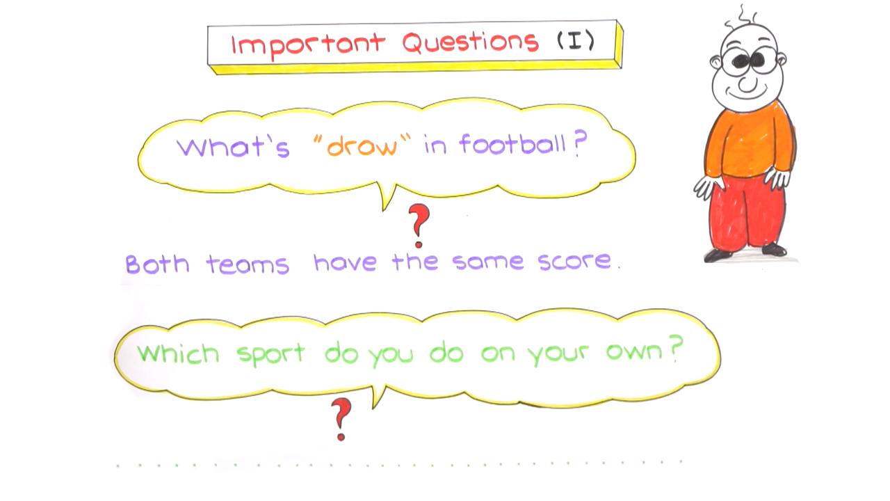 Sports konusu Sports eğitimi