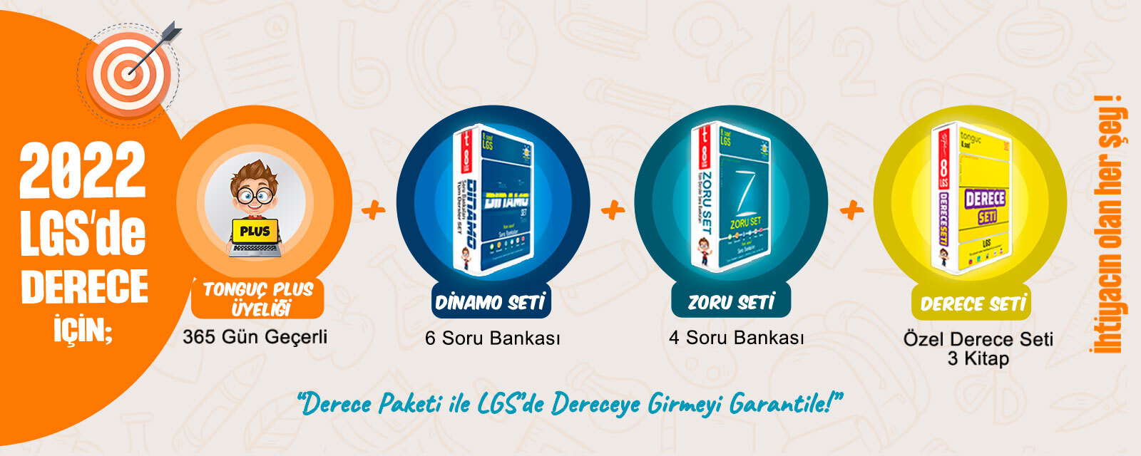 LGS Derece Paketi